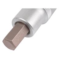 Bit-Einsatz, Innen-6-Kant, 12,5 (1/2), 53 mm lang, 10 mm