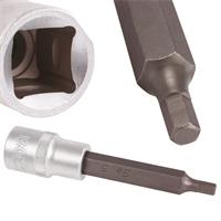 Biteinsatz SW 5 mm, für Inbus Schrauben, 1/2 Zoll