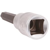 Biteinsatz SW 10 mm, für Inbus Schrauben, 1/2 Zoll