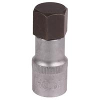 Bit-Einsatz SW 19 mm, Innensechskant, 1/2 Zoll