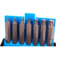 Schrauben-Ausdreher-Satz für defekten Innen-6-kant 1,5-6 mm, 7-tlg.