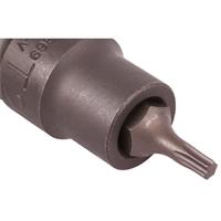 """Kraft T-Profil Torx Schrauben Nuss T20 Steckschlüssel Dreher Werkzeug 1/2"""" Nüsse"""