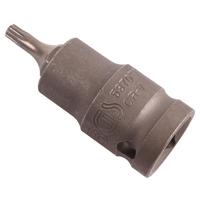 Kraft-T-Profil-Einsatz, T25, 12,5 (1/2) Nuss