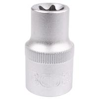 Steckschlüssel-Einsatz für E-Profil, E18, 1/2 Zoll