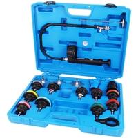 Kühlsystem und Vakuum Abdruck und Prüfgerät Werkzeug 14-tlg. Tester Pumpe BGS