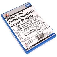 Verbindungsblech-Satz, 180-tlg.