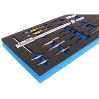 Glühkerzen-Ausbau- und Gewinde-Reparatur-Set