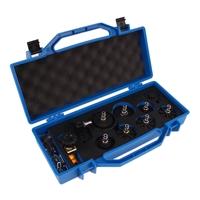 Adaptersatz für Druckluft-Bremsenentlüfter BGS 8315