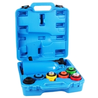 Öl-Einfüllhilfe-Adaptersatz, Kunststoffausführung