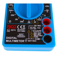 Digital-Multimeter, 3 1/2-stellig
