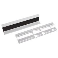 BGS Schraubstock-Schutzbacken, Aluminium, 125 mm, 2-tlg.