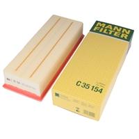 Mann Filter C35154 Luftfilter für VAG