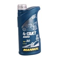 Motoröl für Gartengeräte, 4-TAKT AGRO SAE 30, 1L