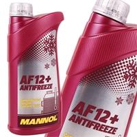 Mannol Kühlerfrostschutz AF12+ 1x 1 Liter