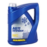 Mannol Kühlerfrostschutz AG11 1x 5L