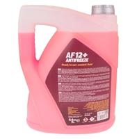 Mannol Antifreeze Kühlerfrostschutz AF 12- 40°C, Rot-Lila, 5 Liter