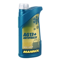 1 Liter Mannol Advanced Kühlerfrostschutz AG13+ -40°C