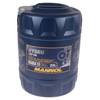 Mannol Hydro ISO HLP 46 Hydrauliköl 20 Liter
