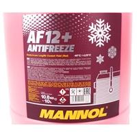 Mannol Longlife Kühlerfrostschutz AF12+ 10 Liter