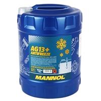10x10 Liter Mannol Kühlerfrostschutz AG13+ -40°C
