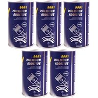 MANNOL 9991 Molibden Additive, 5x 300 ml