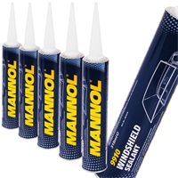 5x 310ml MANNOL Windshield Sealant Scheibenkleber