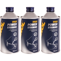 3x MANNOL 9923 Power Steering Leak-Stop