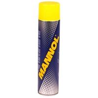 Mannol Unterbodenschutz schwarz Spraydose, 12x 650 ml
