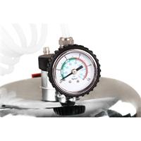 Druckluft-Bremsenentlüfter mit Adaptersatz, 11-teilig