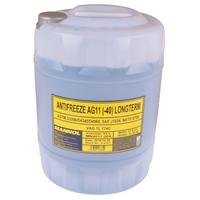 Mannol Antifreeze AG11 Kühlerfrostschutz (- 40°C) Blau, 20L