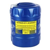 Mannol Kühlerfrostschutz Gelb AG13+ 20 Liter