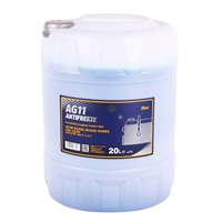 Mannol Antifreeze AG11 (- 40°C) Blau, 10x20L