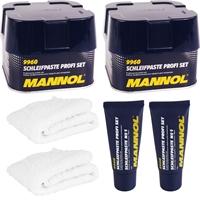 Mannol Lackpflegemittel, Kratzer-Entferner, 800g (2x 325+75)