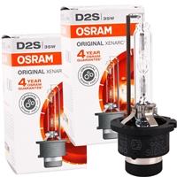 2x Osram Xenon Brenner Scheinwerferlampe D2S - 4300K