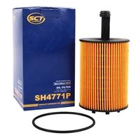 Mannol 5W-30 ENERGY 5 Liter + Öl Einfülltrichter + Ölfilter