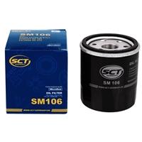 5L MANNOL Classic 10W-40 + SCT Ölfilter SM106