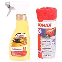 Sonax Highspeedwax Aktionsset 0,5 Liter