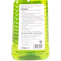 Sonax Autoshampoo Green Lemon, 2 Liter