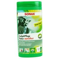 Sonax Cockpitpflegetücher matteffect Green Lemon Box