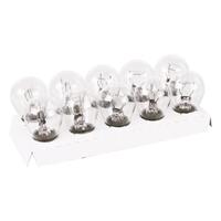 TECPO Glühbirnen Set, 12V-21/5, BAY15D, 10 Stück