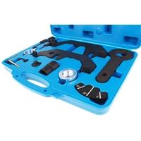 TECPO Motor Einstell Werkzeug Steuerkette Wechsel BMW N62 N73