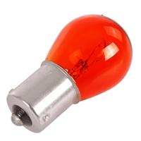 TECPO Glühbirnen Blinker 12V 21W, PY21W, BAU15S, 10 Stück