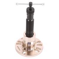 TECPO 3in1 Hydraulischer Ausdrücker-Satz für Antriebswellen Radlager, 98-125 mm