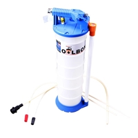 Ölabsauggerät Pneumatikpumpe, 7 Liter
