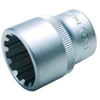 """Steckschlüssel-Einsatz """"Gear Lock"""", 6,3 (1/4), 4,5 mm"""