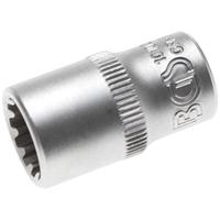 """Steckschlüssel-Einsatz """"Gear Lock"""", 6,3 (1/4), 9 mm"""