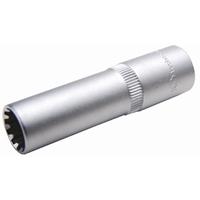"""Steckschlüssel-Einsatz """"Gear Lock"""", 10 (3/8), tief, 12 mm"""