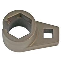 Einsatz für Lambdasonde, 22 mm x 10 (3/8) 4-kant