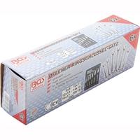 Offener Doppel Ringschlüssel Satz, Bremsleitung-Schlüssel 8-19 mm