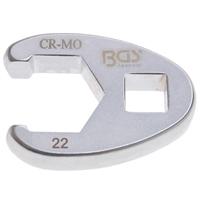 22 mm Hahnenfuss-Schlüssel, 12,5 (1/2)